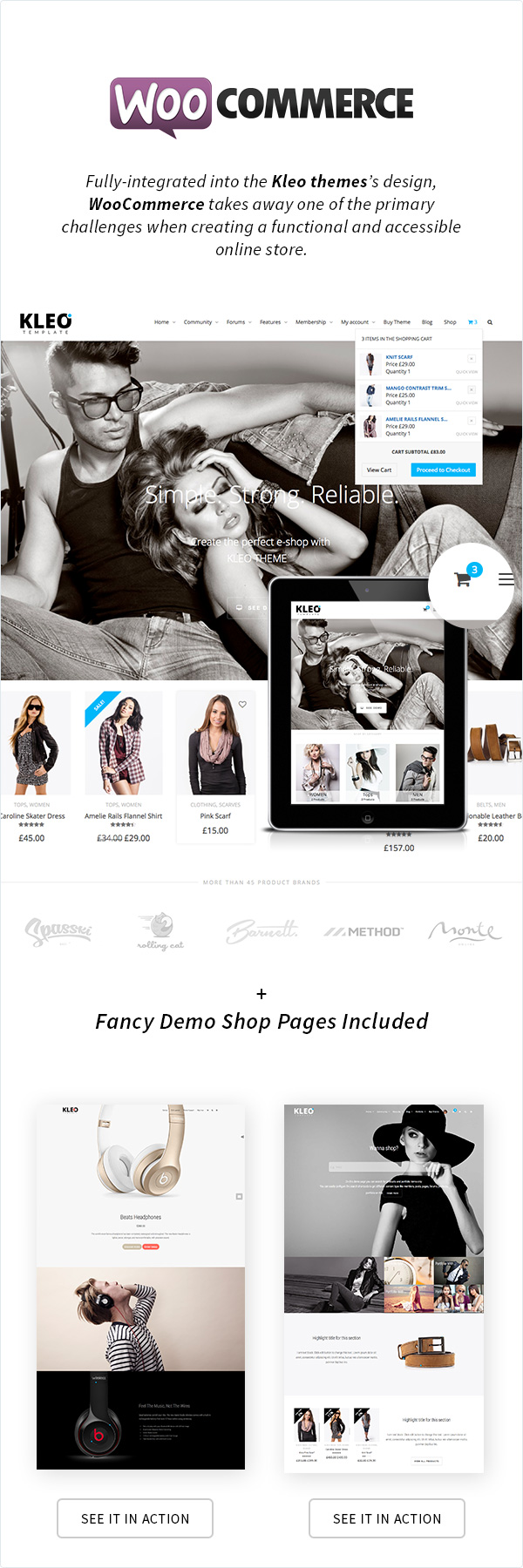 KLEO - Pro Community Focused, Multi-Purpose BuddyPress Theme - 20