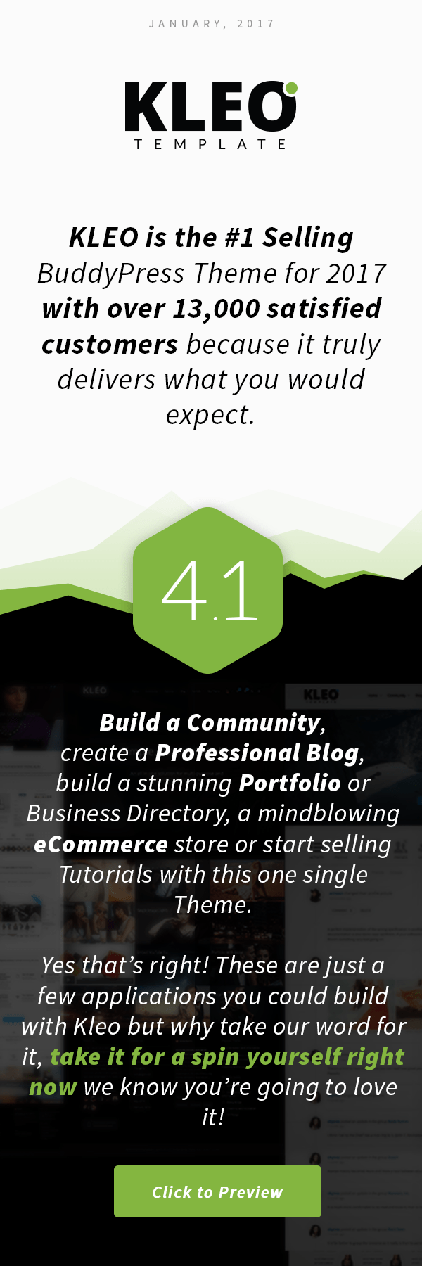 KLEO – Pro Community Focused, Multi-Purpose BuddyPress ...
